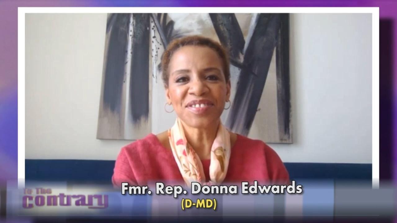 Woman Thought Leader: Fmr Rep. Donna Edwards (D-MD)