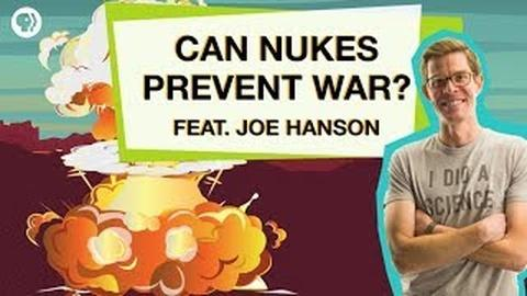 Above The Noise -- Why Only 9 Countries Have Nuclear Weapons