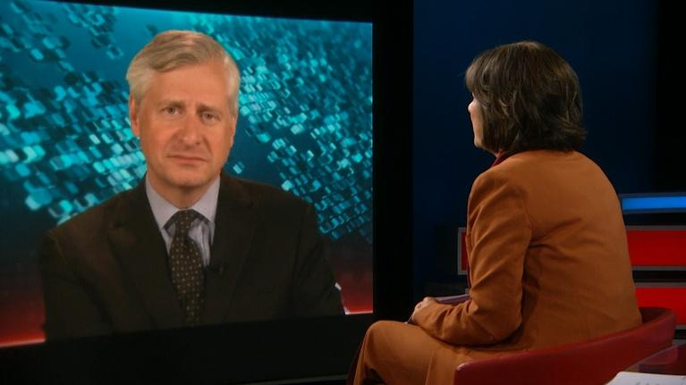 Amanpour on PBS: Amanpour: Jon Meacham and Dr Allen Frances