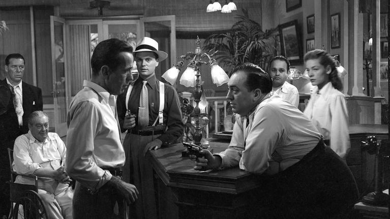 SATURDAY NIGHT CINEMA: Key Largo WEB EXTRA