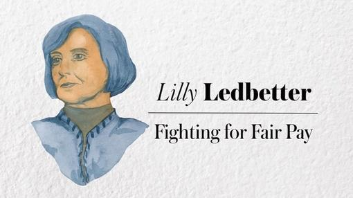 They Dared! : Lilly Ledbetter