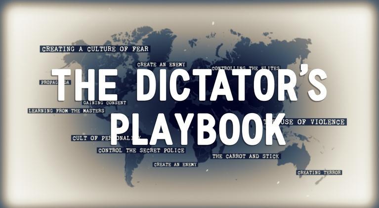 The Dictator's Playbook: The Dictator's Playbook | Series Promo