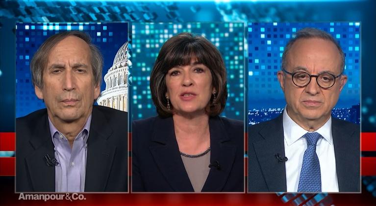 Amanpour and Company: January 28, 2020