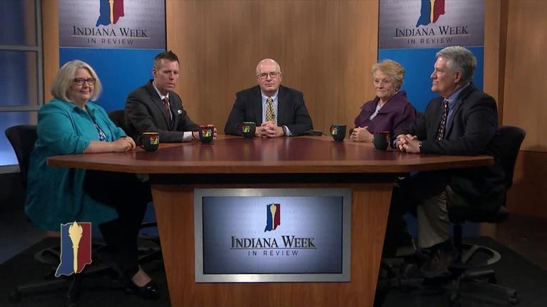 Indiana Week in Review: Indiana Senate Republican' Budget - April 12, 2019