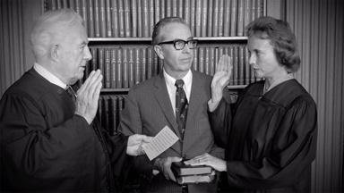 Trailer | Sandra Day O'Connor: The First