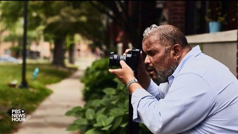 PBS NewsHour -- Dawoud Bey on photography as a 'transformative experience'