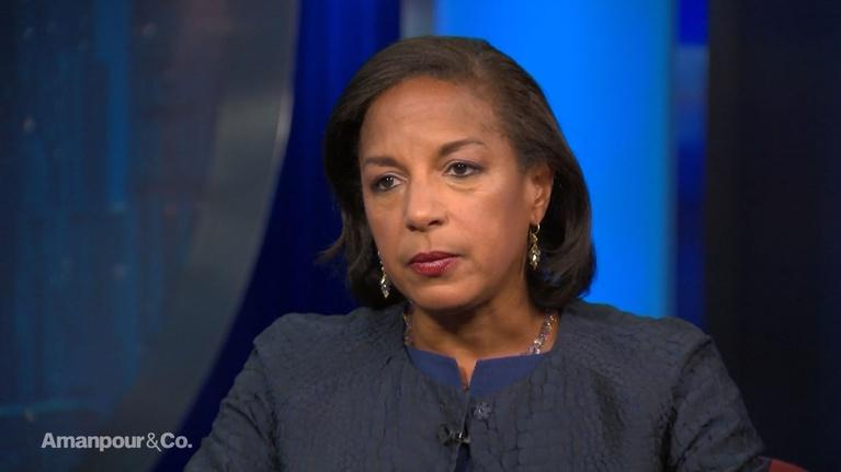 Amanpour and Company: Ambassador Susan Rice Reflects on Her Life and Legacy