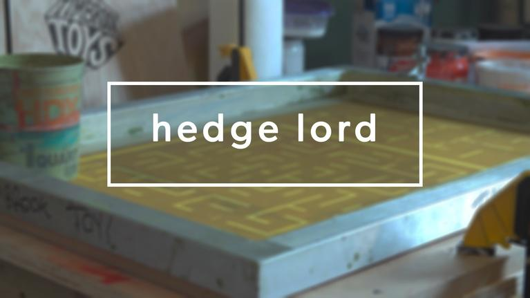 Monograph: Hedge Lord