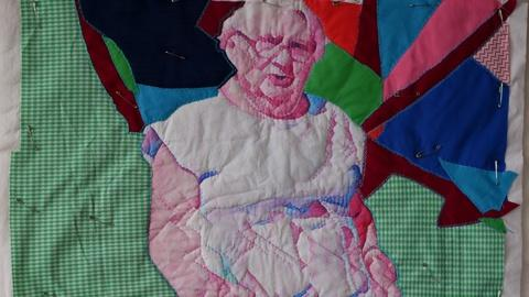 Craft in America -- Victoria Findlay Wolfe on her grandmother quilt