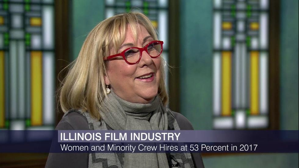 Illinois Now Ranks in Top 5 States for Film, TV Production image