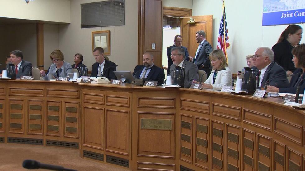 Nygren And Taylor Weigh In On Foxconn And Budget image