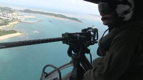 PBS NewsHour -- On Okinawa, locals want U.S. troops to leave