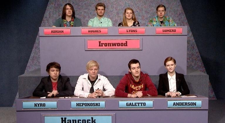 High School Bowl: 4128 Ironwood vs Hancock