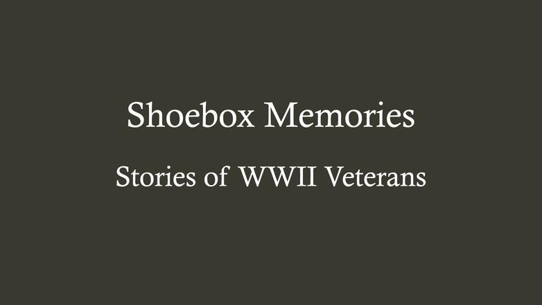 Shoebox Memories logo