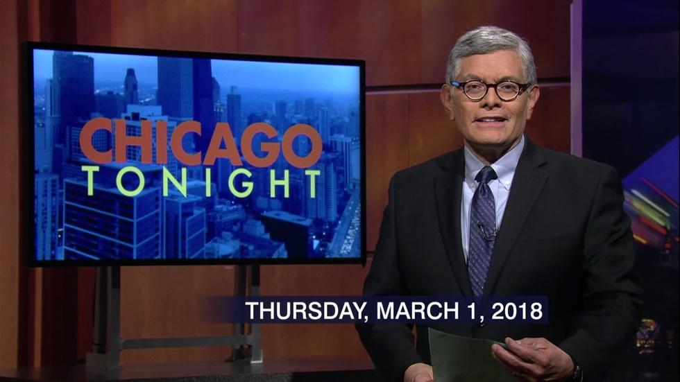 March 1, 2018 - Full Show image