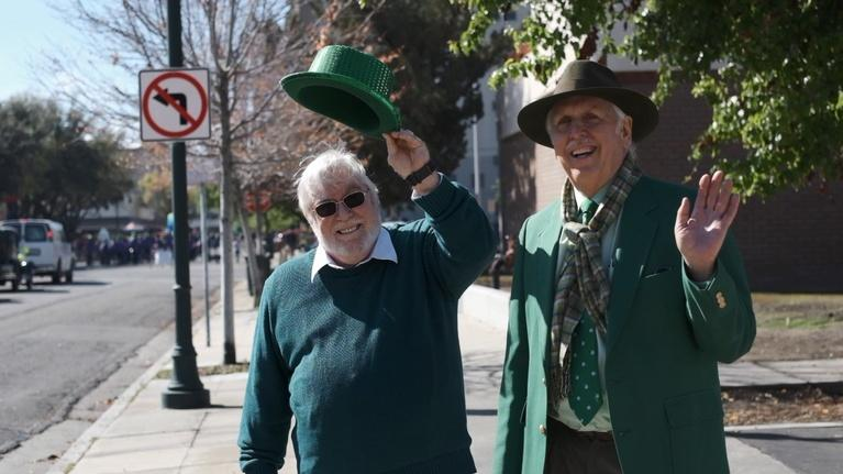 byYou Art & Culture: St. Patrick's Day Parade in Visalia