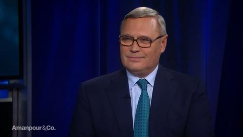 Amanpour and Company -- Mikhail Kasyanov on Putin's Role in Syria