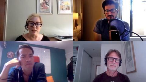Grantchester -- Grantchester Season 5 Writers Room Reunites