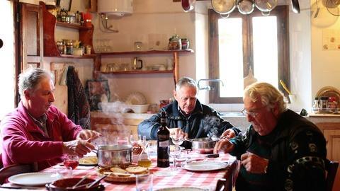 POV -- Shalom Italia