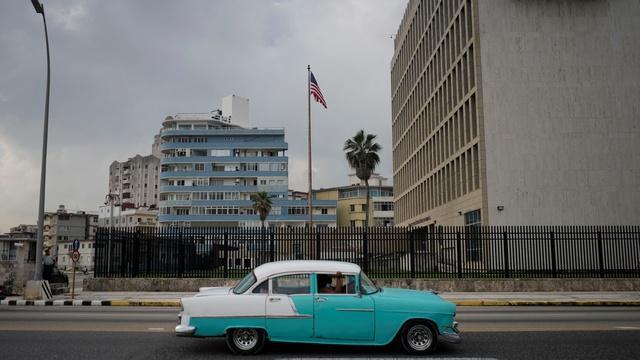 CIA still investigating U.S. diplomats' 'Havana Syndrome'