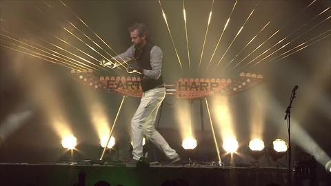 LAaRT -- Earth Harp