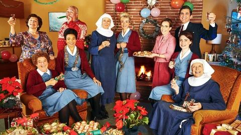 Call the Midwife -- Holiday Special 2018