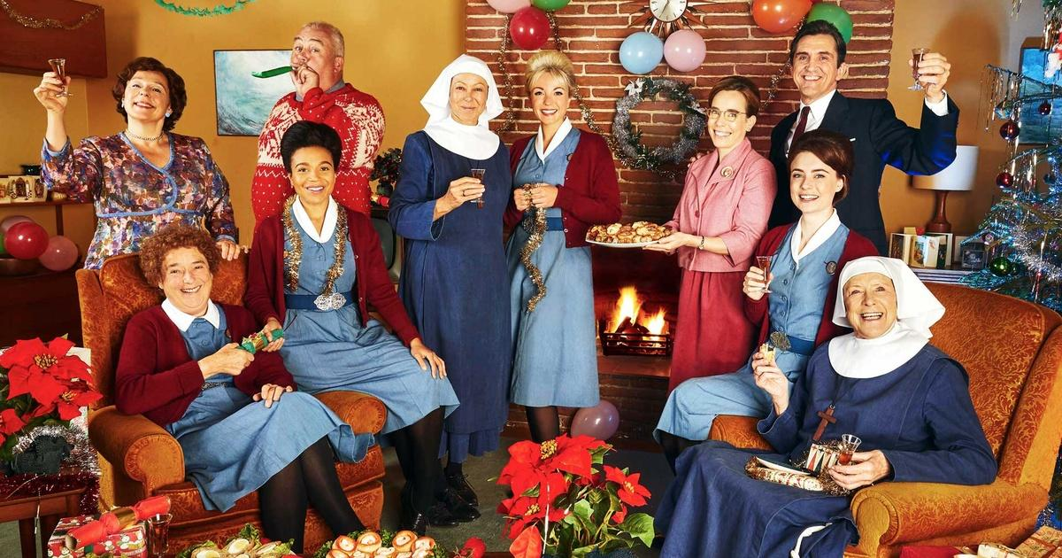 Call The Midwife Christmas Special 2019 Pbs Holiday Special 2018 | Season 8 | Call the Midwife | PBS