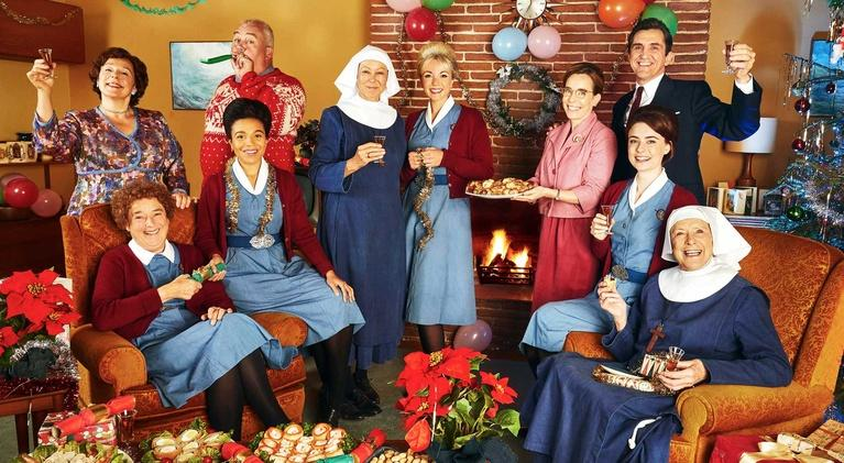 Call the Midwife: Holiday Special 2018