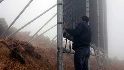 Earth Focus -- Harvesting Fog to Address Drought At Edge of the Sahara