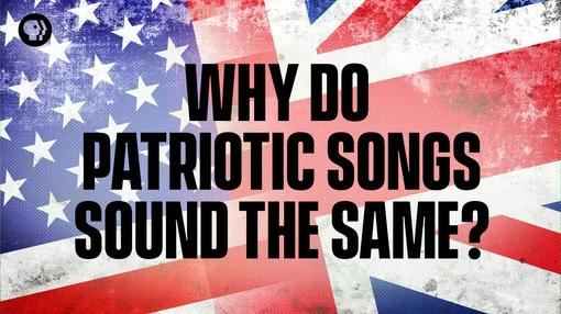 Origin of Everything : Why are Patriotic Songs All the Same?