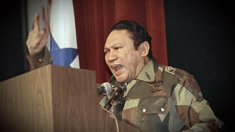 The Dictator's Playbook -- Ep 4: Manuel Noriega | Preview