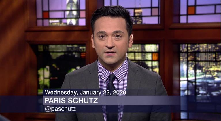 Chicago Tonight: January 22, 2020 - Full Show