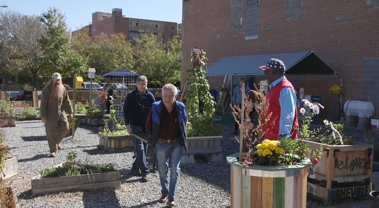 BOOMING: Asheville: Growing Community