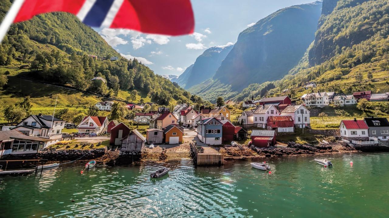 Trekking Norway