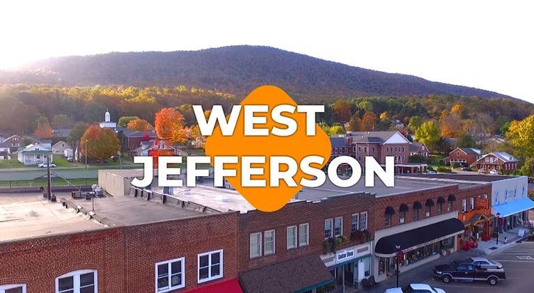 NC Weekend: Quick Getaways: West Jefferson   North Carolina Weekend