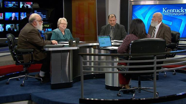 Kentucky Tonight: Mass Shootings, Gun Safety, and Concealed Carry Laws
