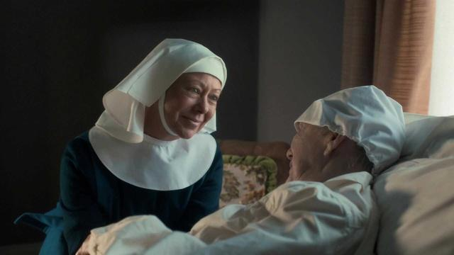 Visiting Mother Superior