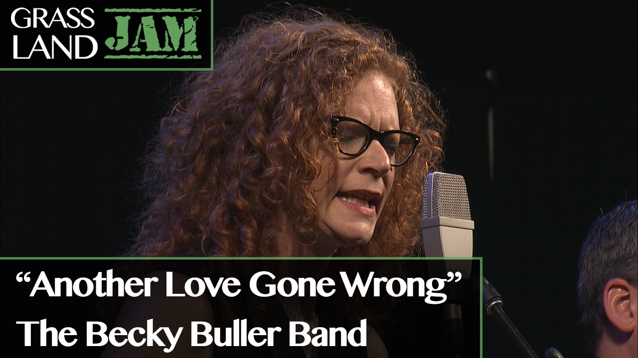 """Another Love Gone Wrong"" - The Becky Buller Band"