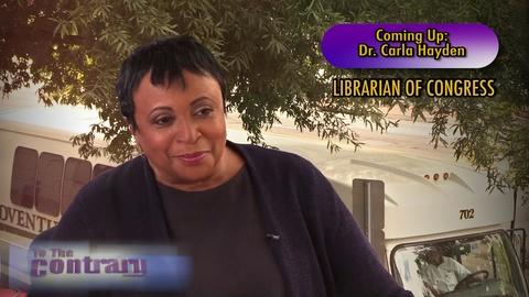 Woman Thought Leader: Dr. Carla Hayden