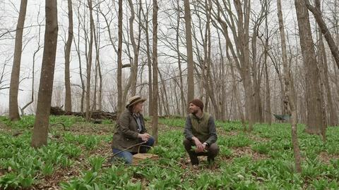 Around the Farm Table -- Spring in the Driftless