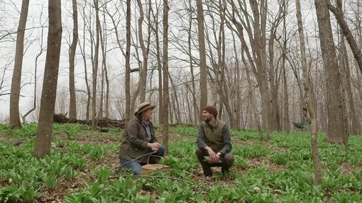 Around the Farm Table : Spring in the Driftless