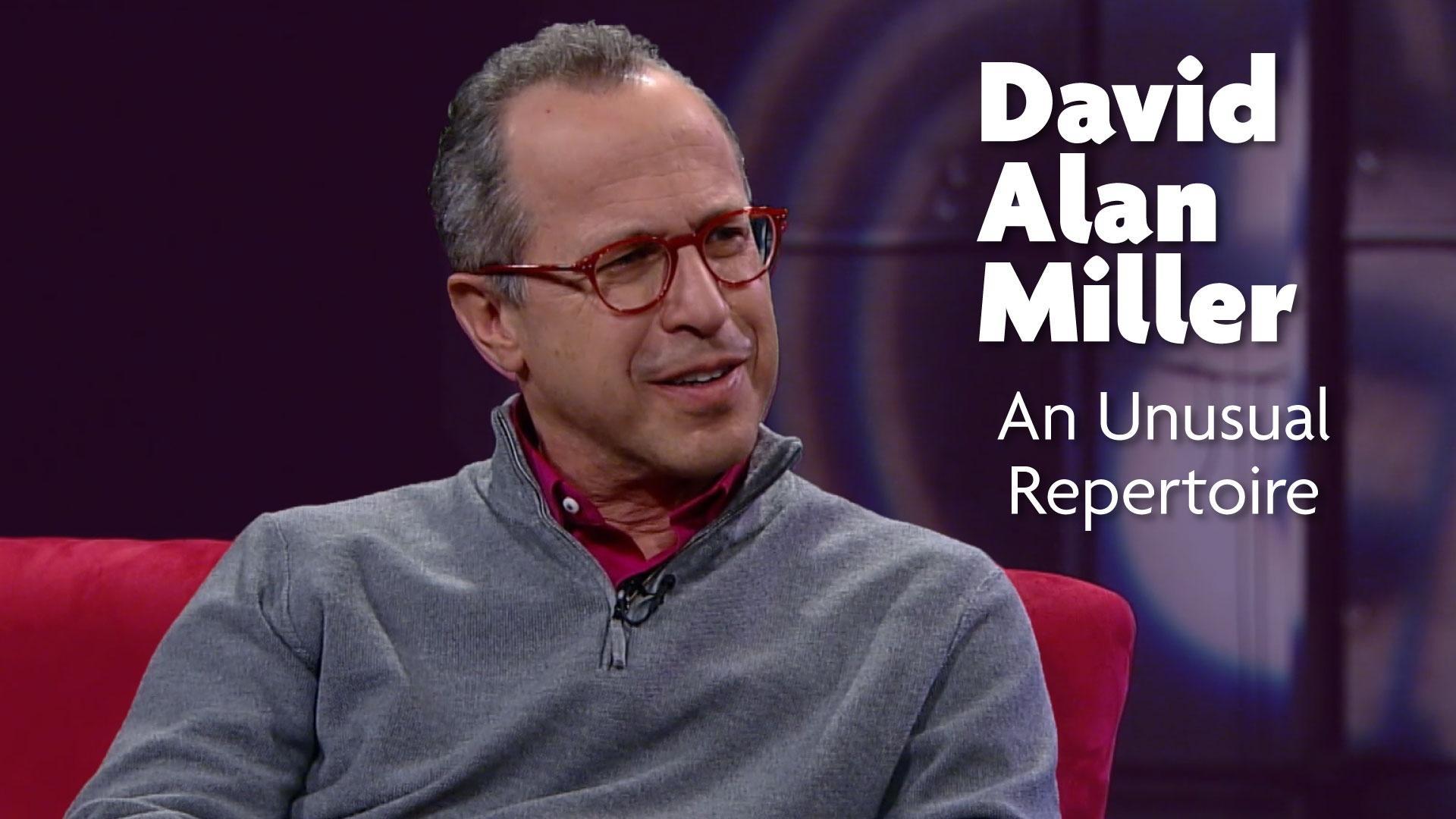 AHA! 604 | An Unusual Repertoire with David Alan M