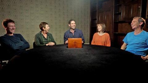 Grantchester -- Season 4 Cast Roundtable
