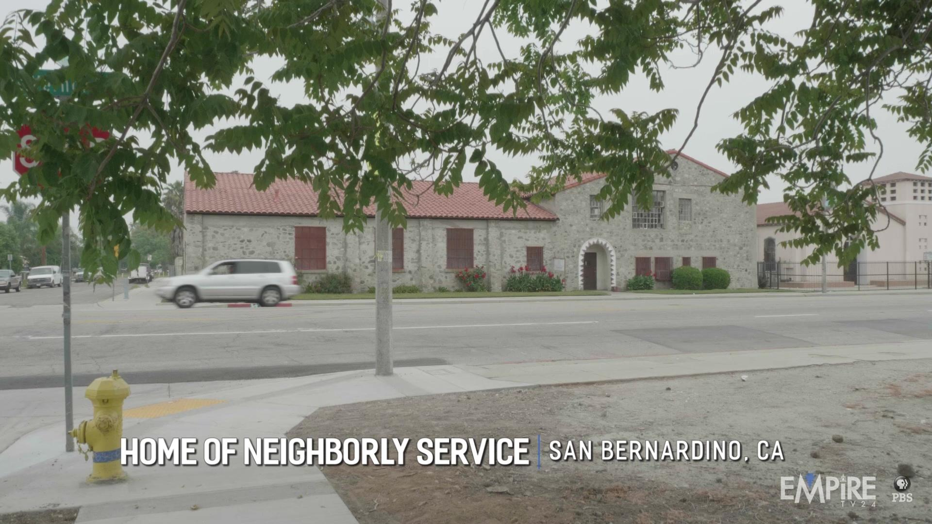 The Home of Neighborly Service