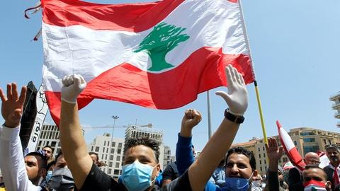PBS NewsHour -- Bankrupt Lebanon contends with pandemic's rising threat