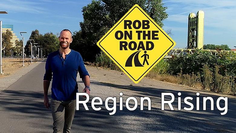 Rob on the Road Image