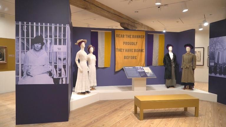 You Oughta Know: Women's Suffrage, In Color