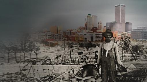 Tulsa: The Fire and the Forgotten : Tulsa: The Fire and the Forgotten
