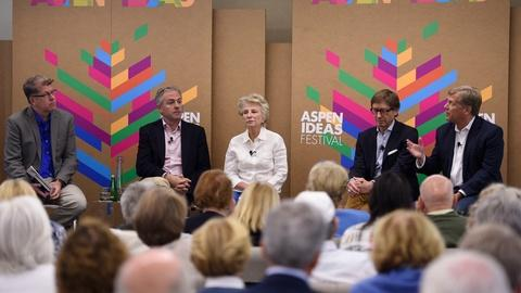 Aspen Ideas Festival -- S2 Ep125: Will the Rise of Populism Destroy Liberal Democrac