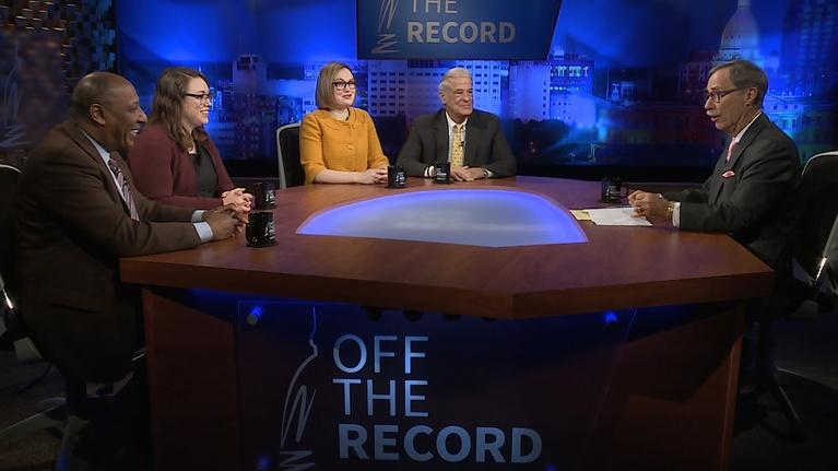 Off the Record: Nov. 29, 2019 - Correspondents Edition | FULL EPISODE